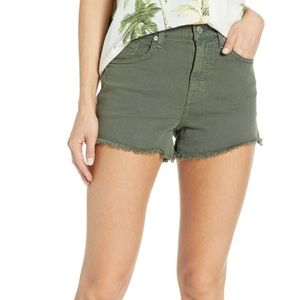 ✨ 7 For All Mankind Cut Off Short 24